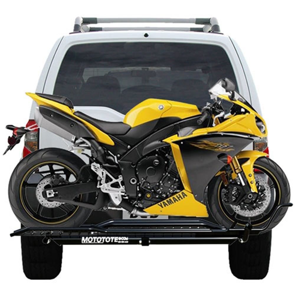 Mtxs Mototote Steel Motorcycle Carrier 550 Lbs Capacity