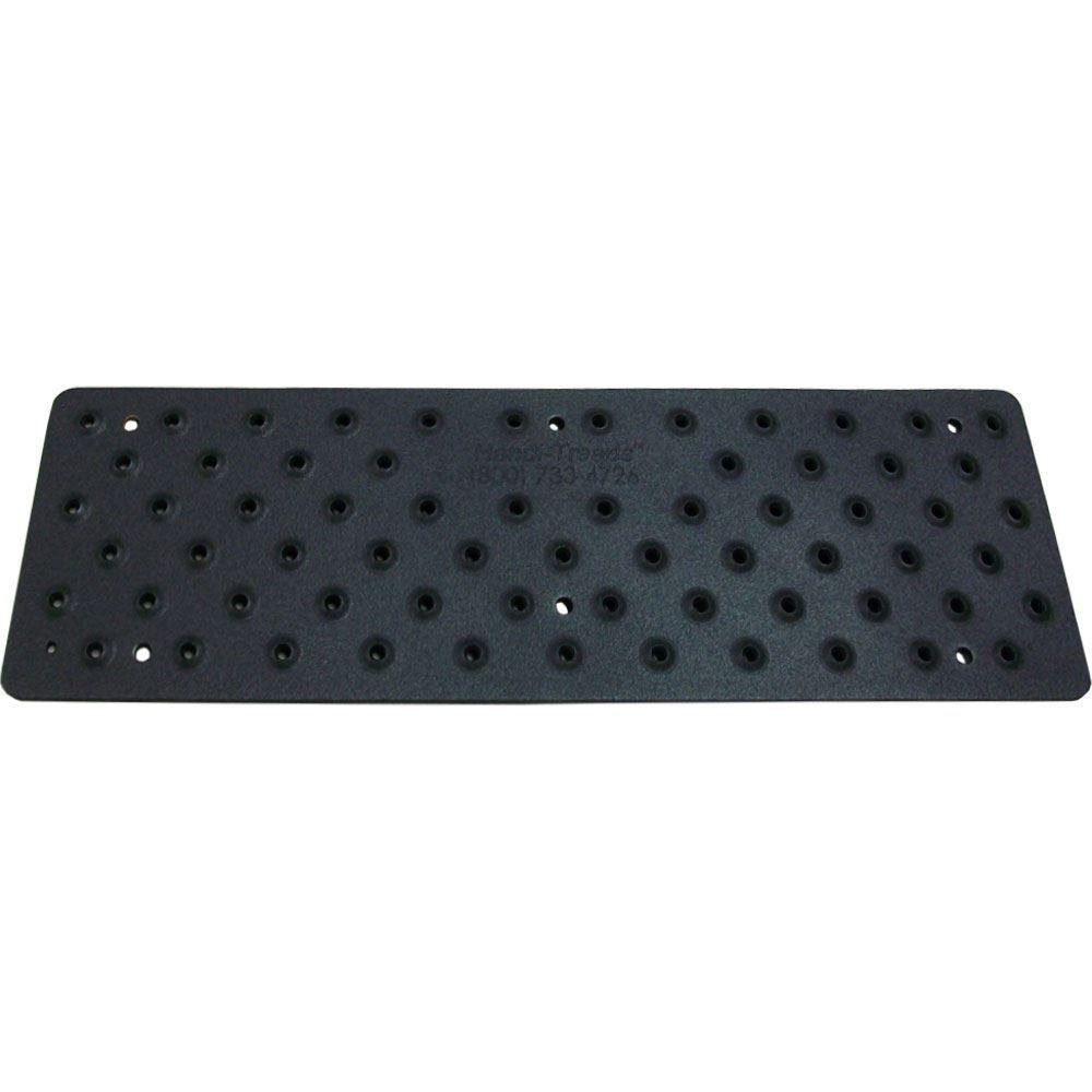 NSP-490 Handi-Ramp Non-Slip Stair Tread - 12 x 3-34 - 1 PACK