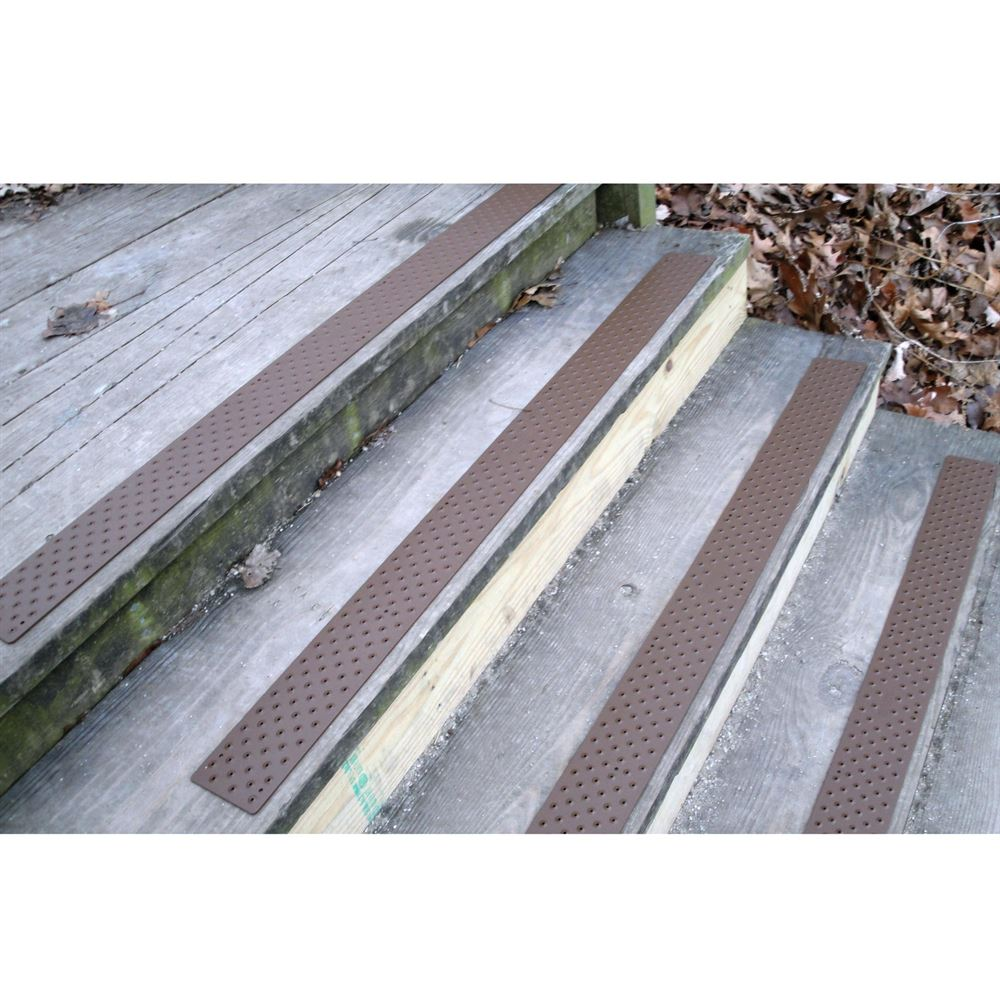 NST-160-10PACK Handi-Ramp Non-Slip Stair Tread - 30 x 3-34 - 10 PACK