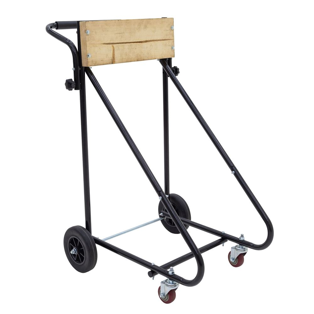 OMC-F315 115 HP Outboard Motor Cart Engine Stand with Folding Handle