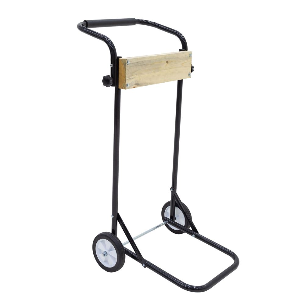 OMC-F85 15 HP Outboard Motor Cart Engine Stand with Folding Handle