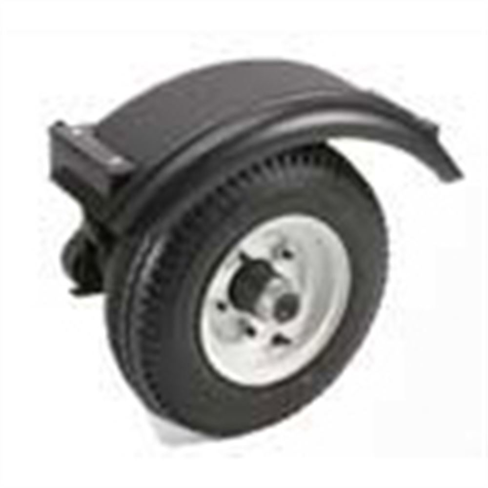 PAC-F Port-a-Chopper Motorcycle Trailer Fenders