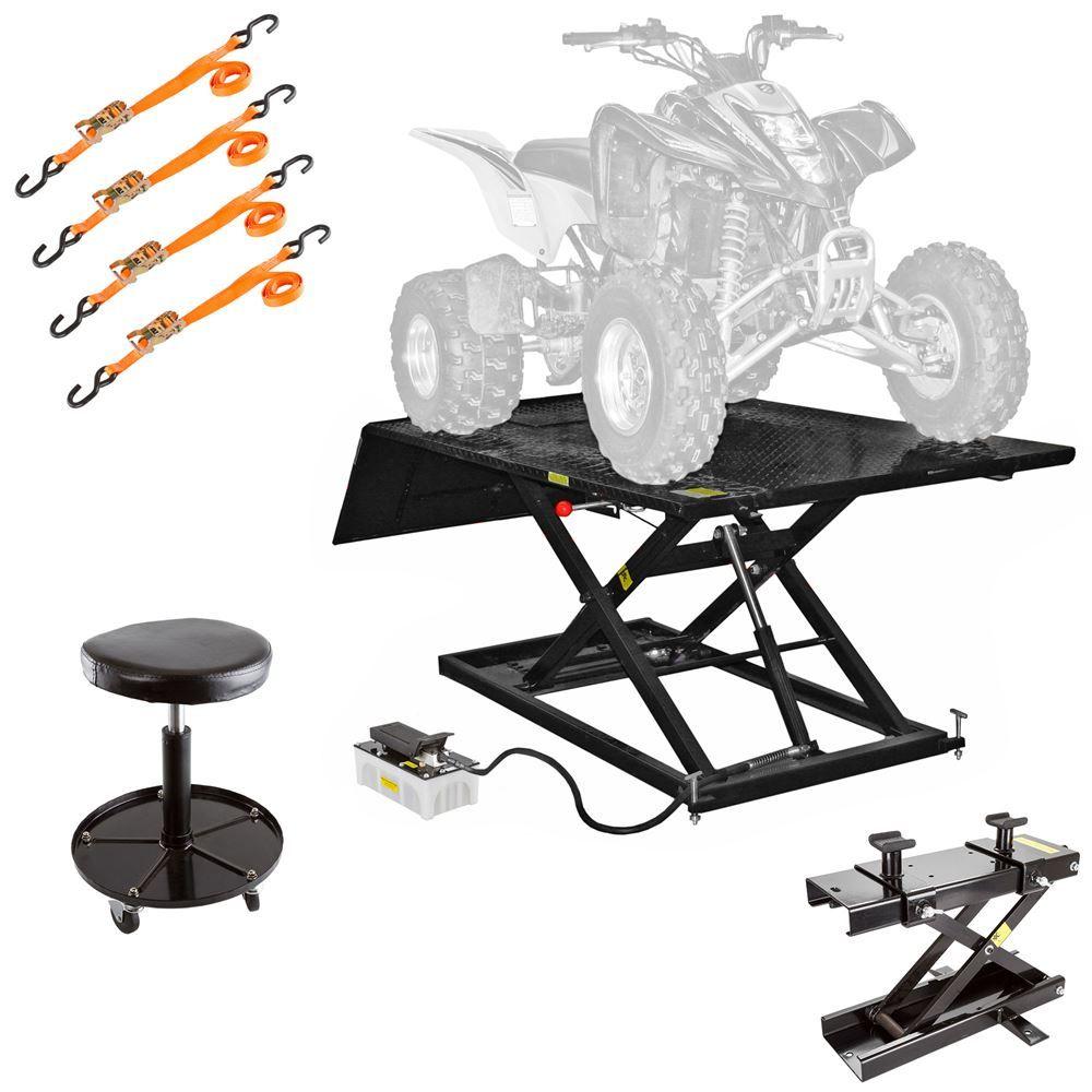 PATVSK Black Widow Pro ATV Shop Kit