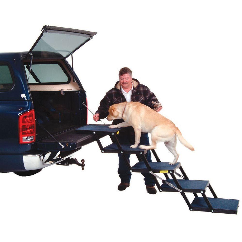 Dog Ramp For Bed >> Pet Loader Steps   Discount Ramps