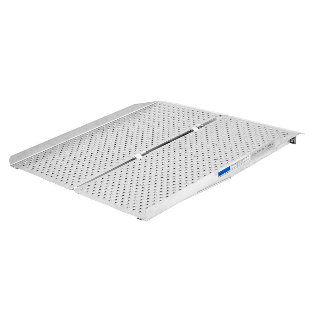 PPSF03 Silver Spring 3 Lightweight Single Fold Wheelchair Ramp