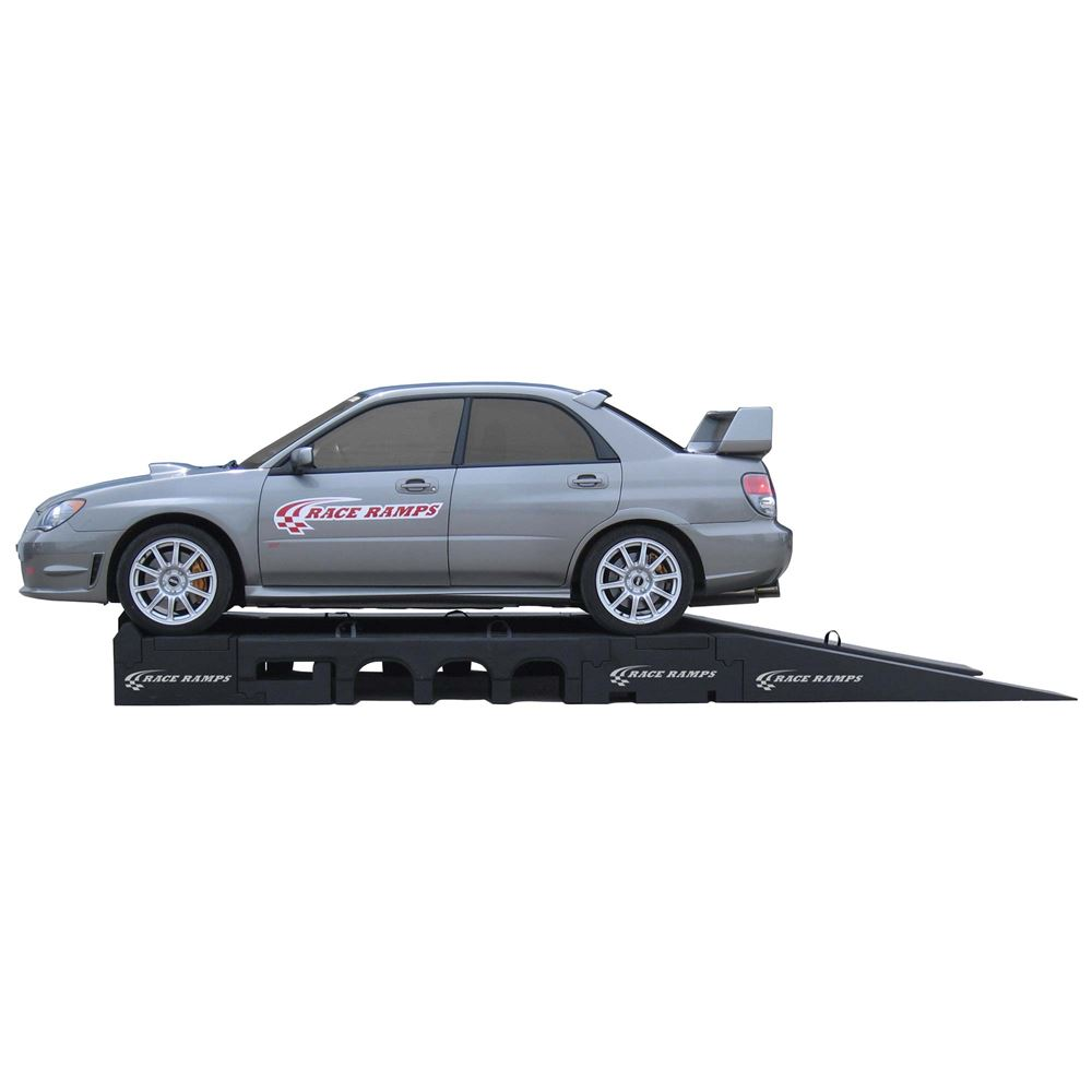 PRTBL-PIT-STP Race Ramps Solid Portable Pit Stop Ramps - 6000 lbs Capacity