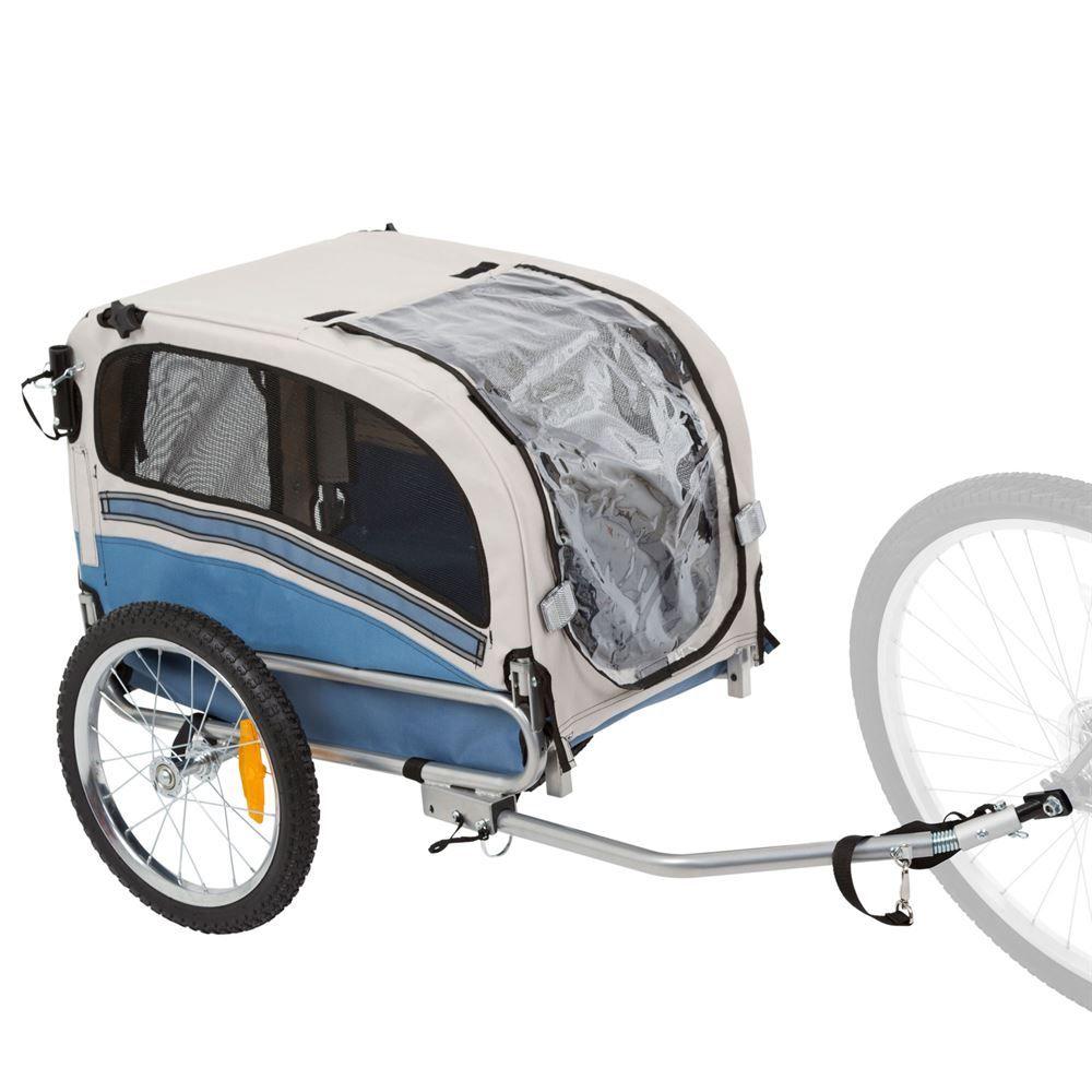 dog bicycle trailer