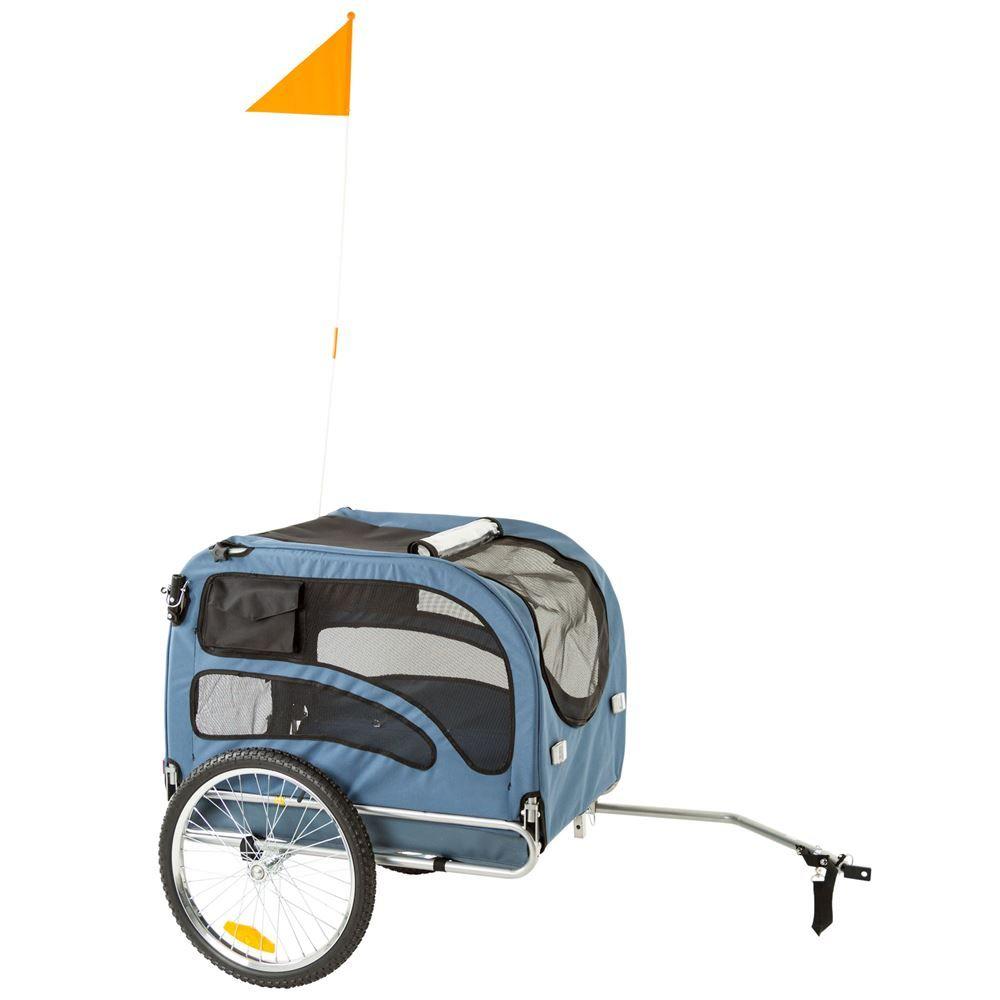 PT-20304-B Lucky Dog Bike TrailerStroller Combo