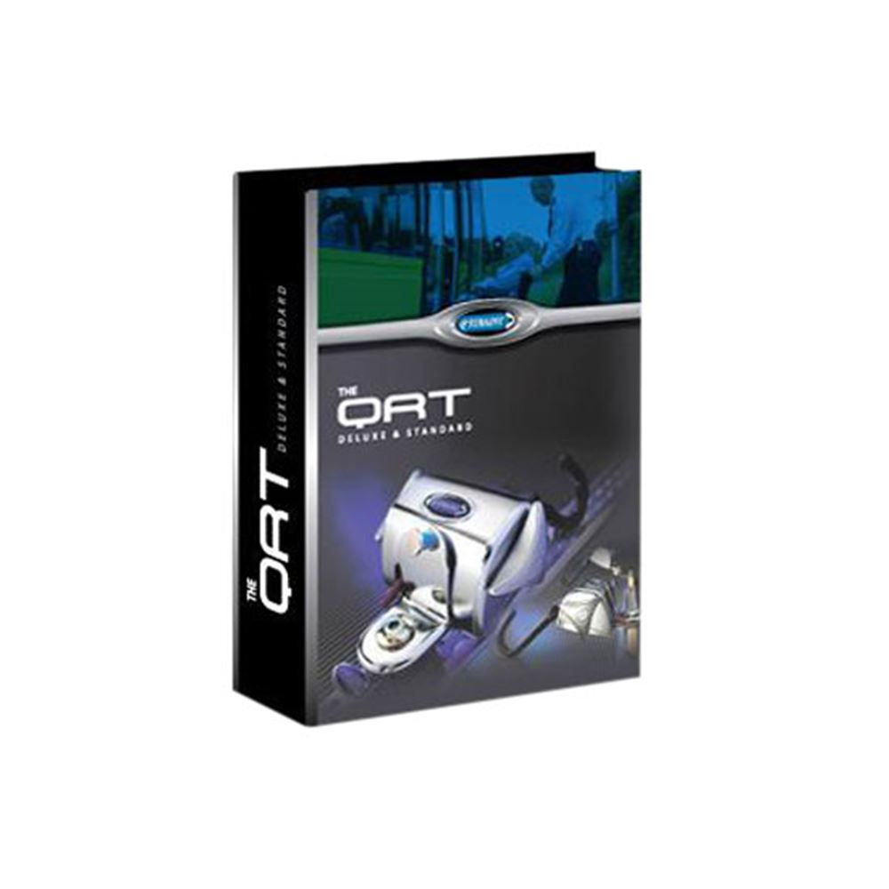 Q5-1050-TDVD-QRT QStraint Wheelchair Tiedown DVD Video