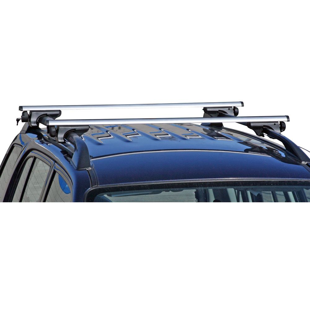 RB-1001-49 Apex Aluminum Universal Side Rail Mounted Roof Cross Bars
