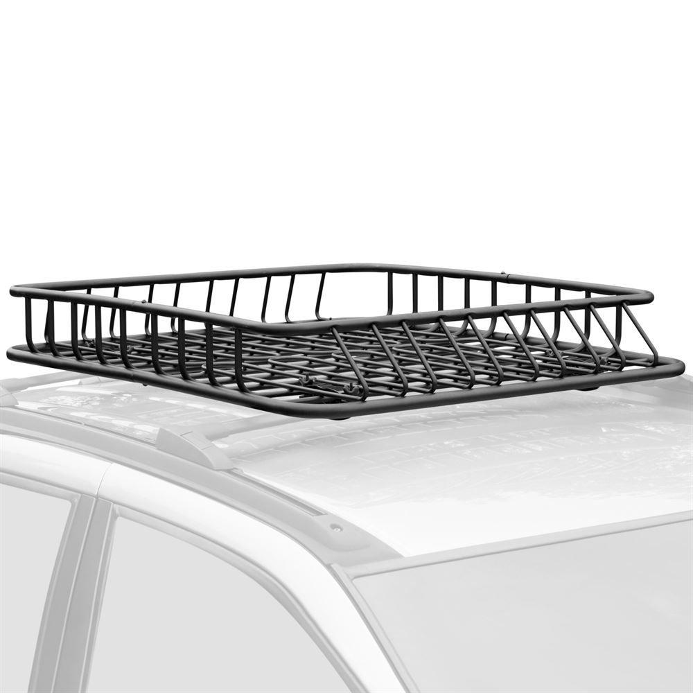Apex Steel Roof Cargo Basket 43 1 2 Quot L X 39 Quot W X 6 Quot H