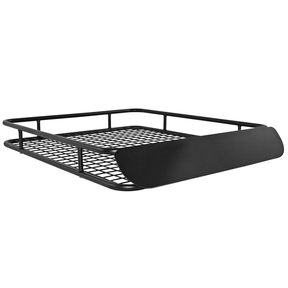 RBC-4938HD Apex Steel Roof Cargo Basket with Wind Fairing