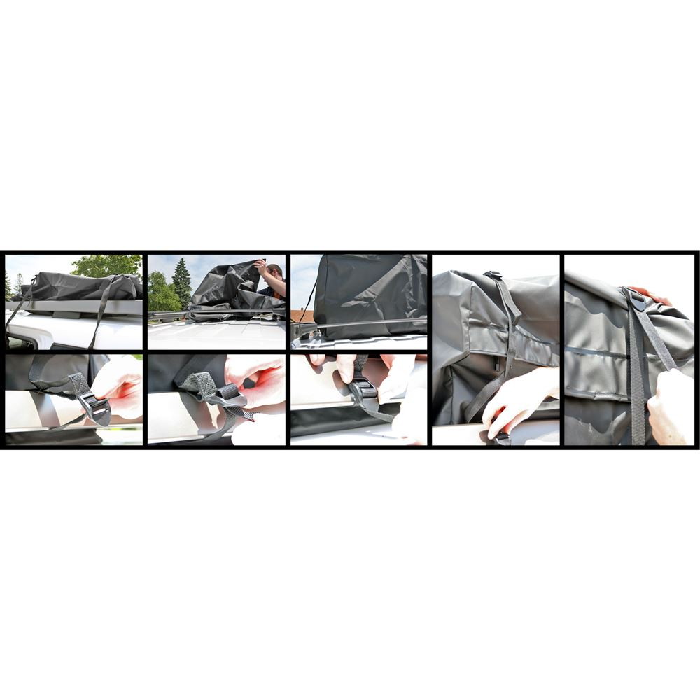 37 Quot X 30 Quot Waterproof Soft Side Car Roof Rack Luggage Cargo