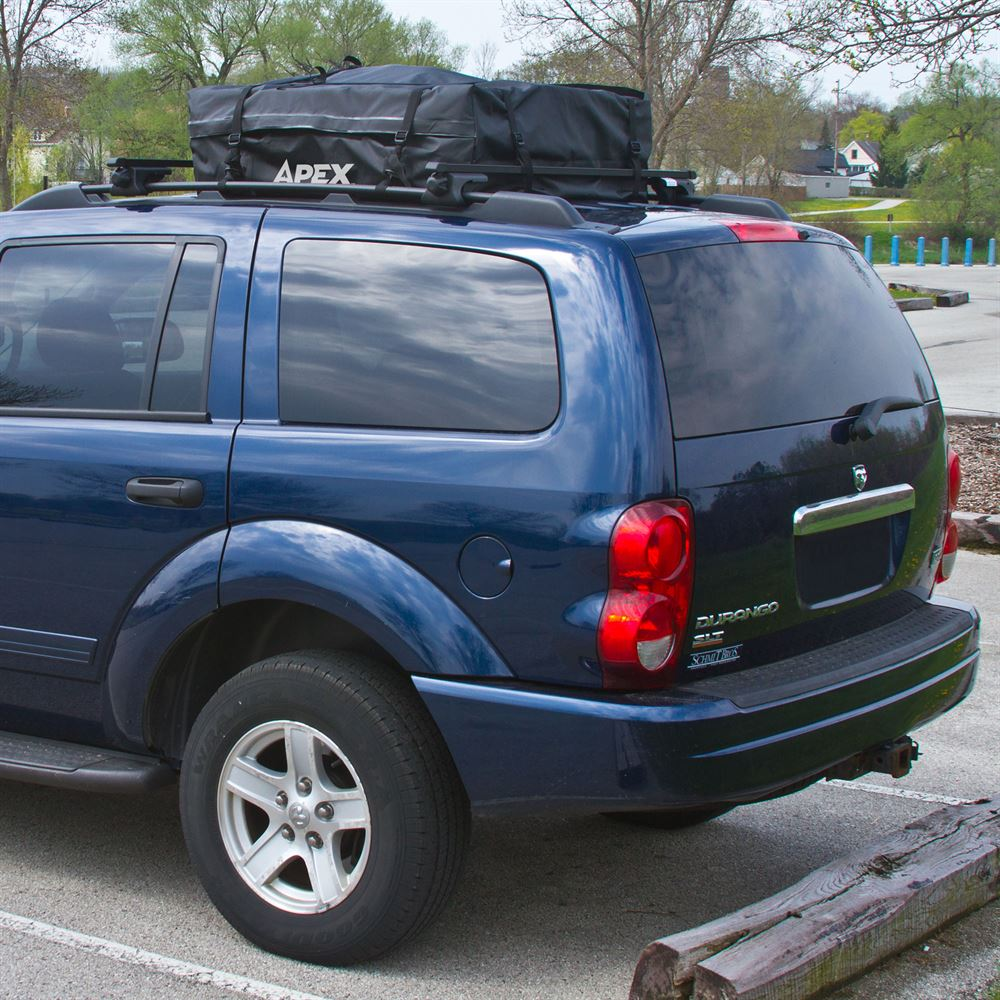 Apex Expandable Roof Top Cargo Bags