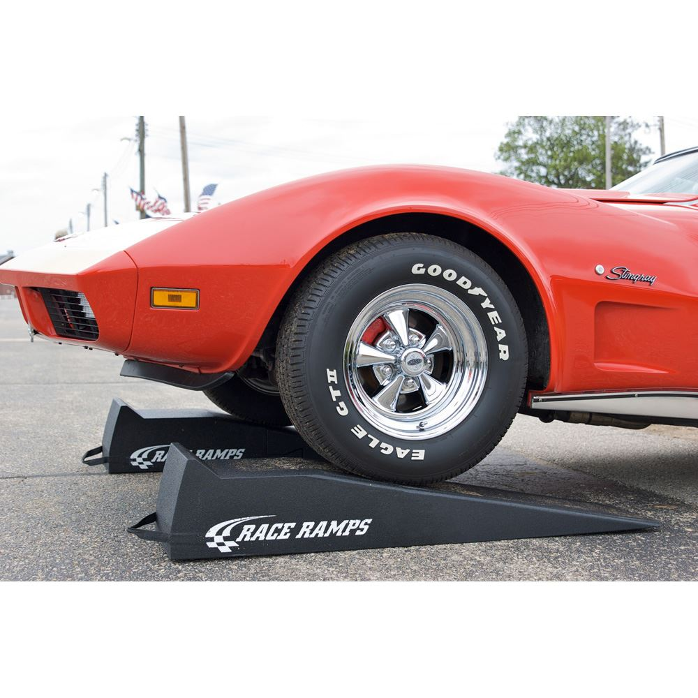Low Car Ramps >> Race Ramps Solid Low Profile Car Service Ramps 3 000 Lbs Capacity