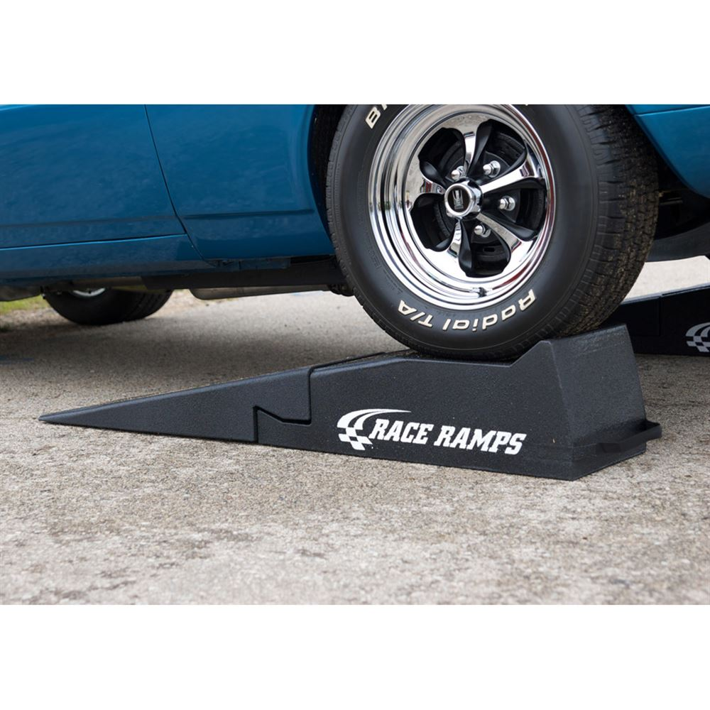 Race Ramps U2122 Solid Low Profile Car Service Ramps