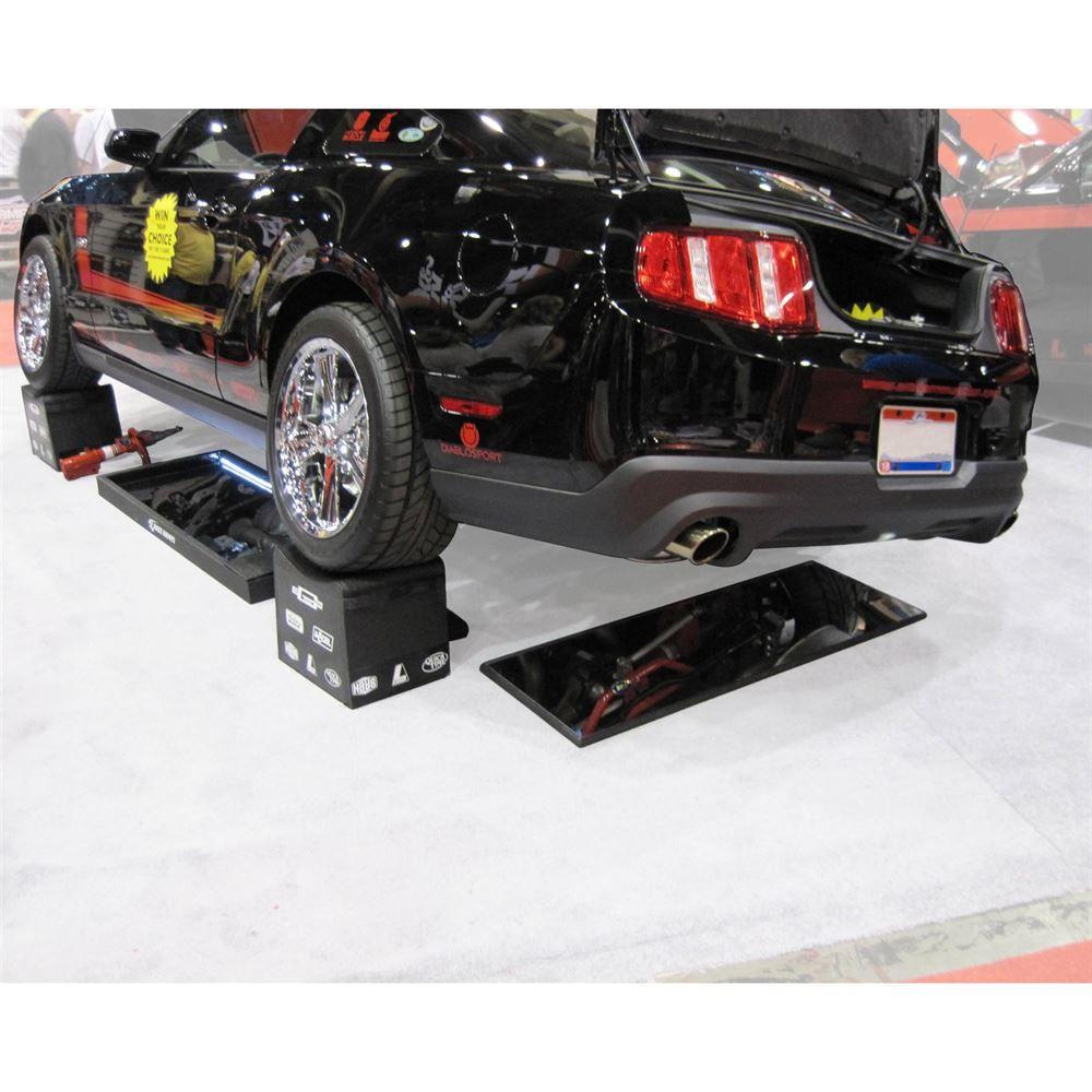 RR-MIRROR Race Ramp Solid Car Show Mirror