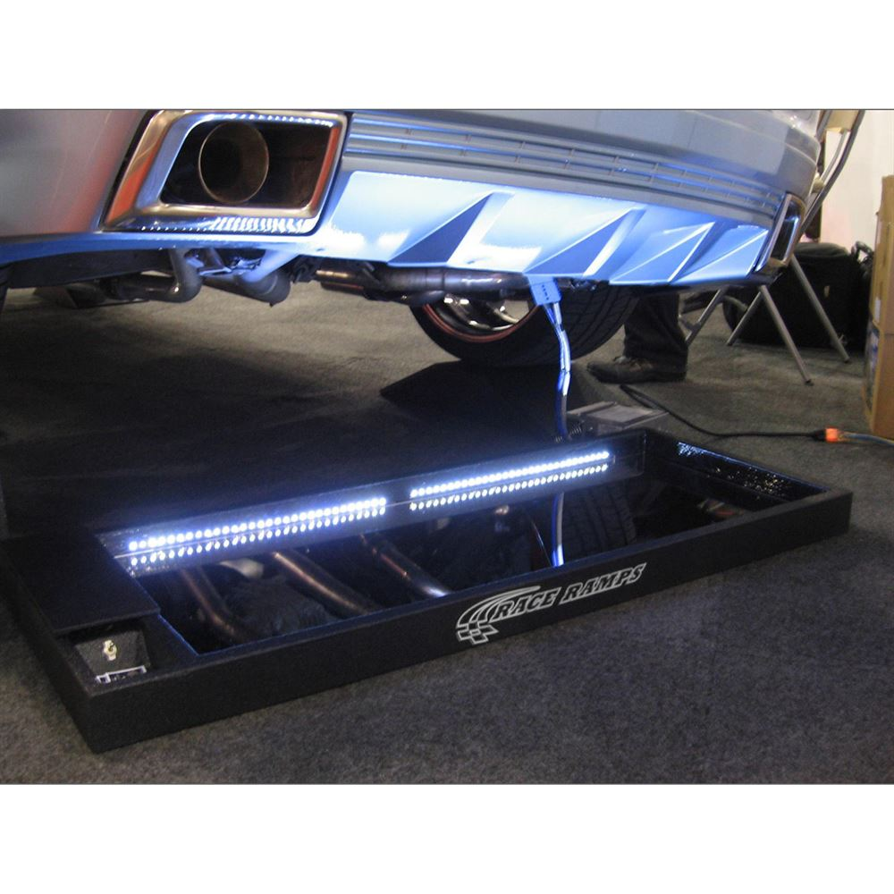 Race Ramp Solid Car Show Mirror Discount Ramps - Led car show lights