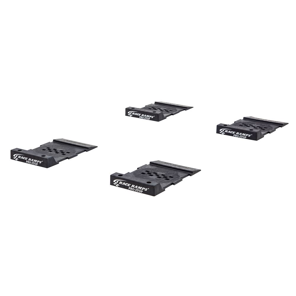 RR-PS-4-DR Set of 4 - Race Ramps Pro Stop Parking Guide