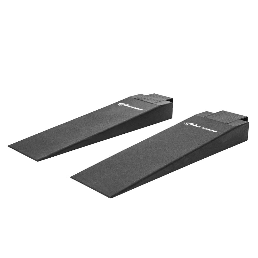 RR-RACK-HN14-5-DR Race Ramps Hook-Nosed Ramp - 14 W x 5 H - 6000 lbs Capacity