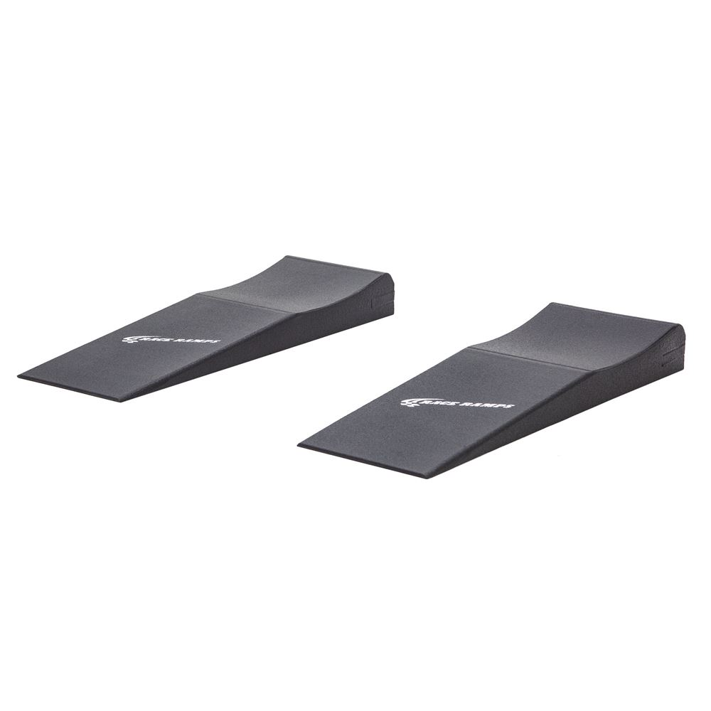 RR-TM-FRT-DR Race Ramps Trailer-Mates Solid Car Trailer Ramps for Front Tires - 3000 lb Capacity