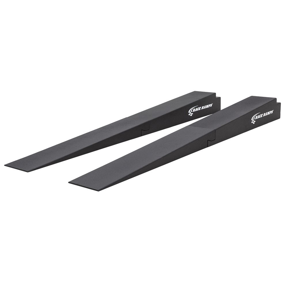 RR-TR-11-2-DR Race Ramps Solid 2-Piece GT Car Trailer Ramps - 6000 lbs Capacity