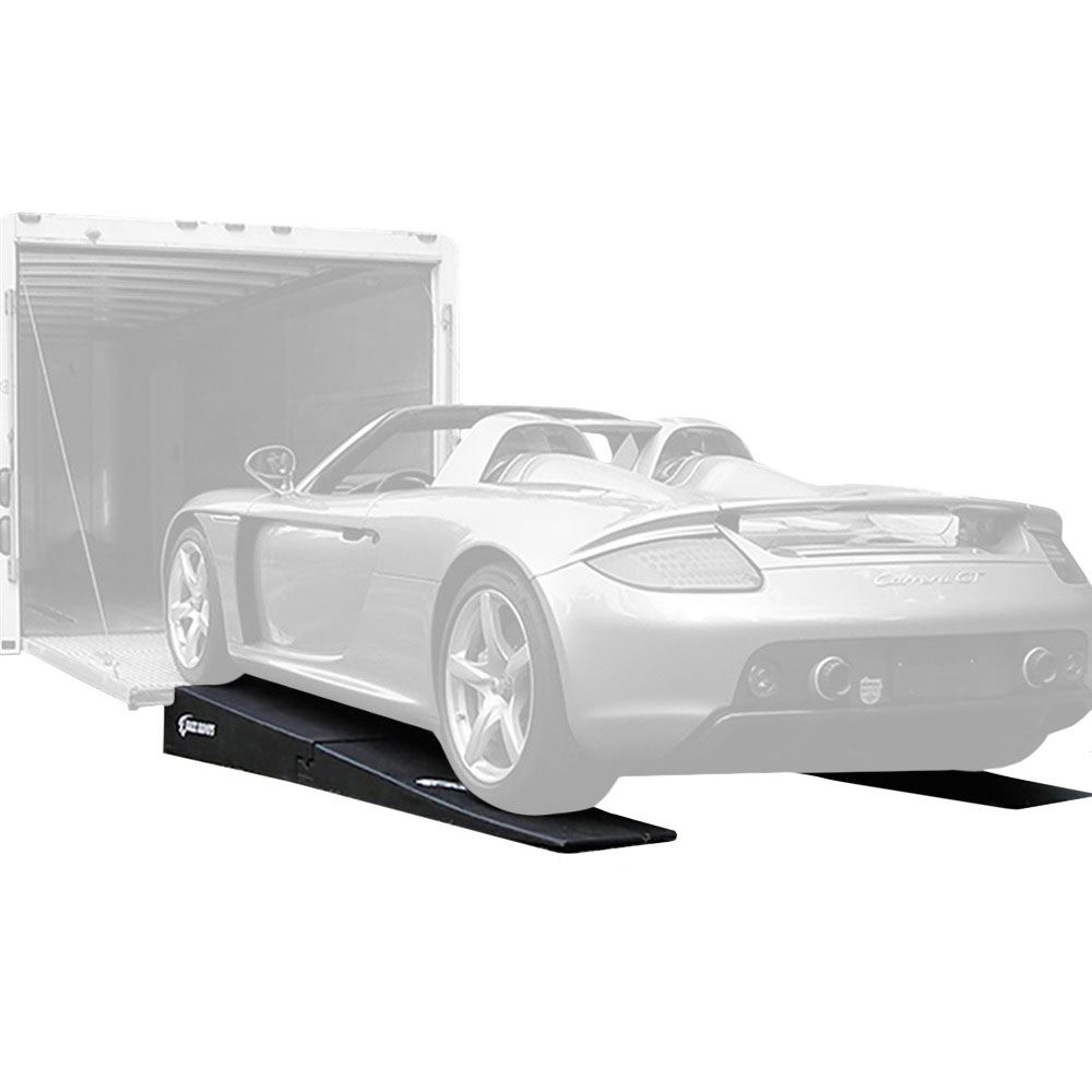 RR-TR-11-2 Race Ramps Solid 2-Piece GT Car Trailer Ramps - 6000 lbs Capacity 3