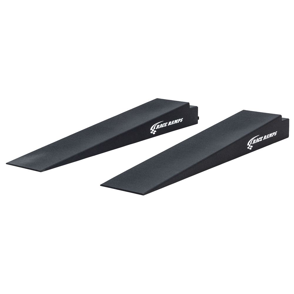 RR-TR-8XL-DR Race Ramps Extra-Long Solid Car Trailer Ramps - 3000 lb Capacity