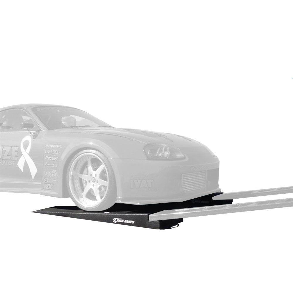 RR-TR-8XL Race Ramps Extra-Long Solid Car Trailer Ramps - 3000 lb Capacity 2