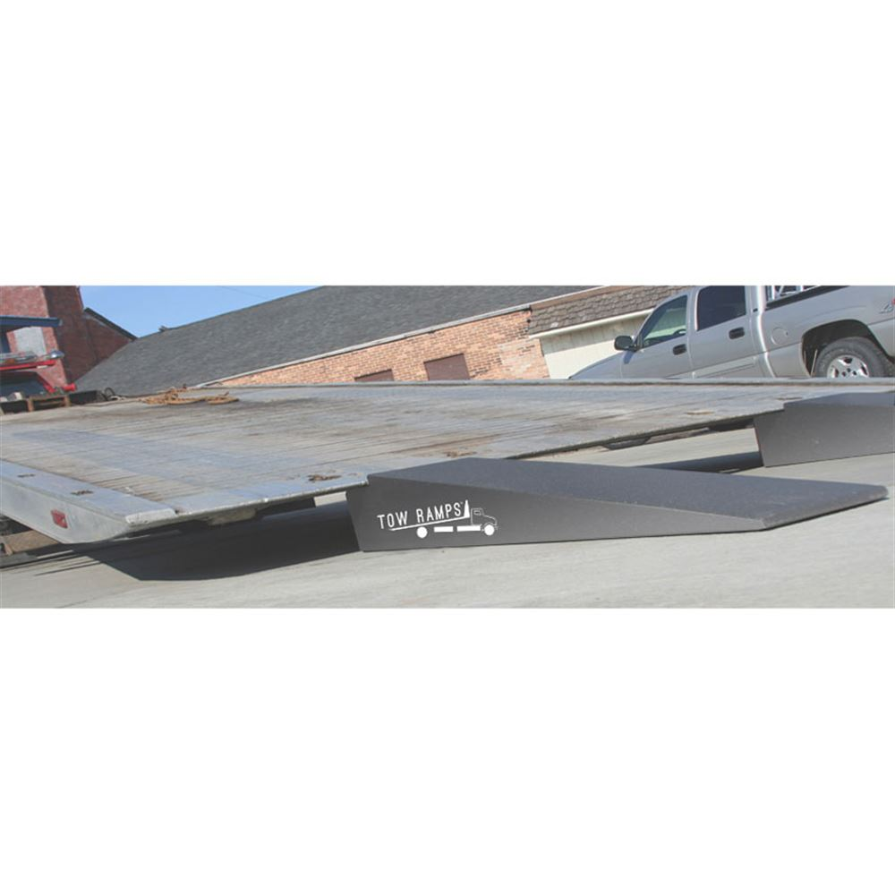 RR-TT-5 Race Ramps Solid Car Tow Ramps for Flatbed Tow Truck - 10000 lb Capacity 1