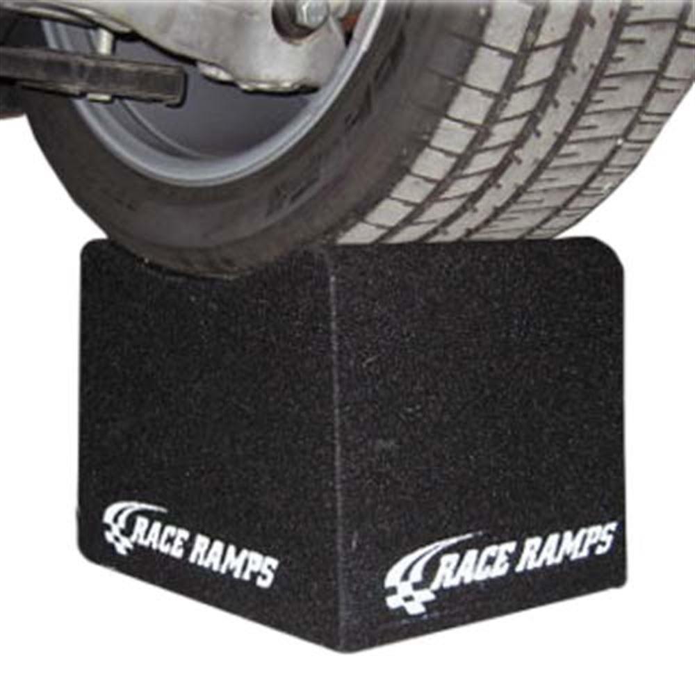 Rr Wcb Race Ramps Solid Car Wheel Cribs 3000 Lbs Capacity
