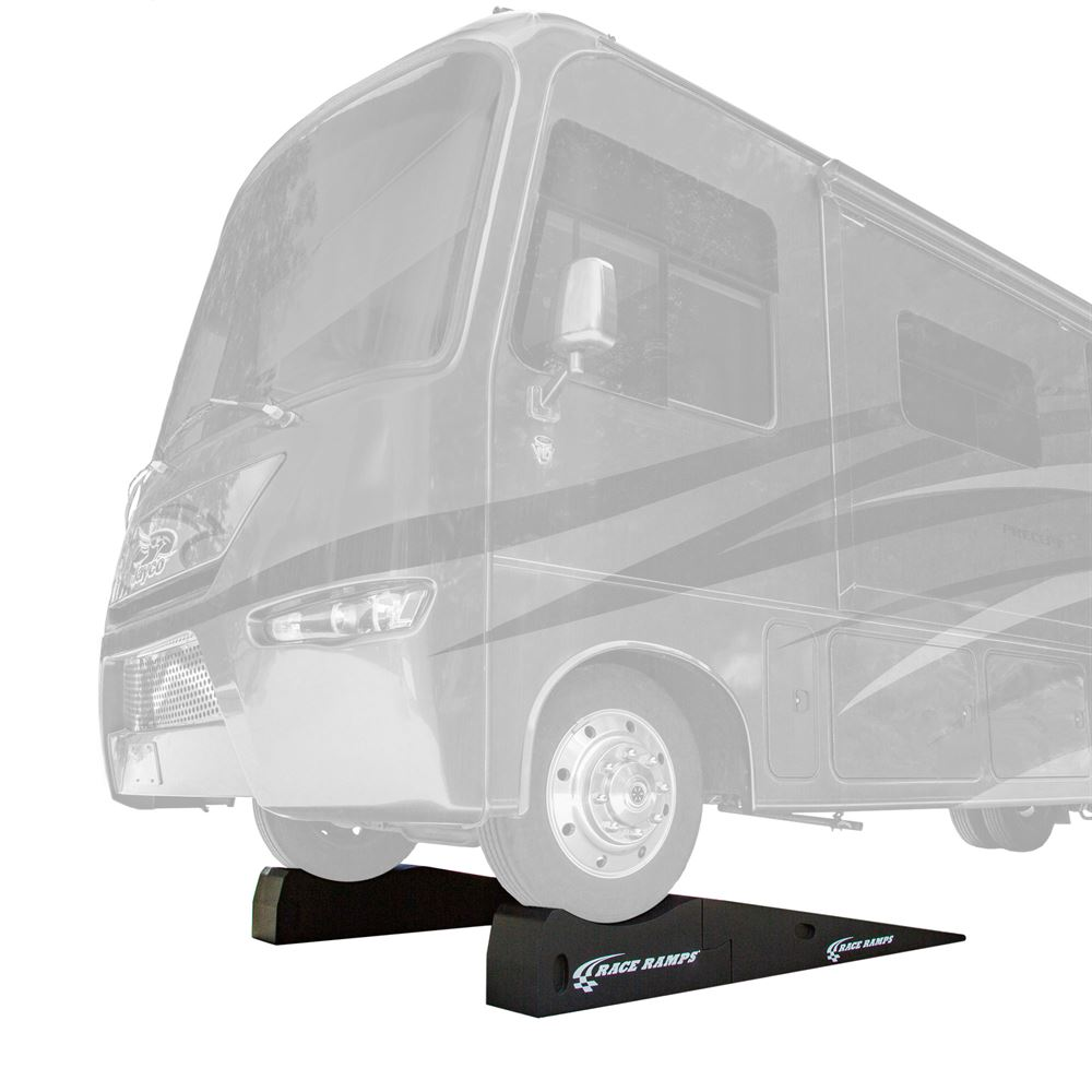 RRSTRHD Race Ramps Super-Duty Service Ramps and Extensions  20000 lbs Per Axle Capacity