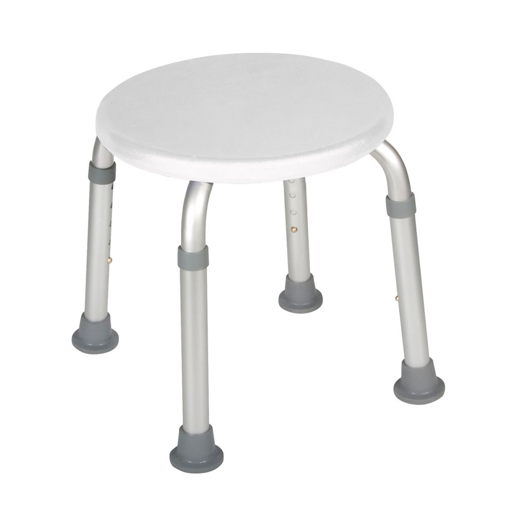 RTL12004KD Drive Medical Adjustable Height Bath Stool