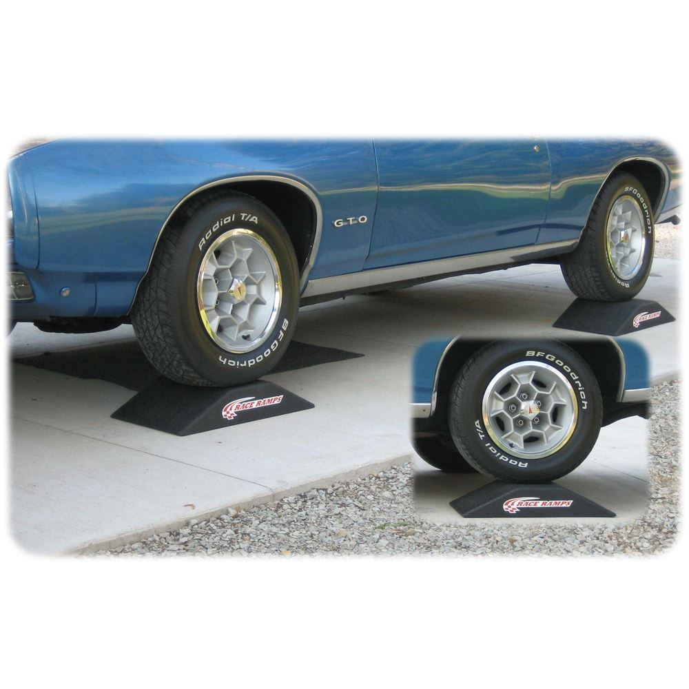 Race Ramps Solid Car Show Ramps Lbs Capacity Each - Car show ramps