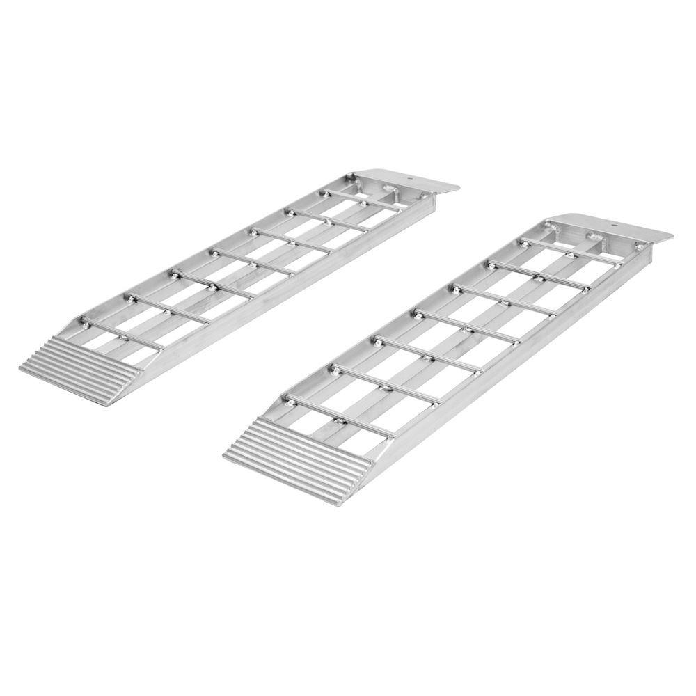 Apex Aluminum Dual Runner Shed Ramps