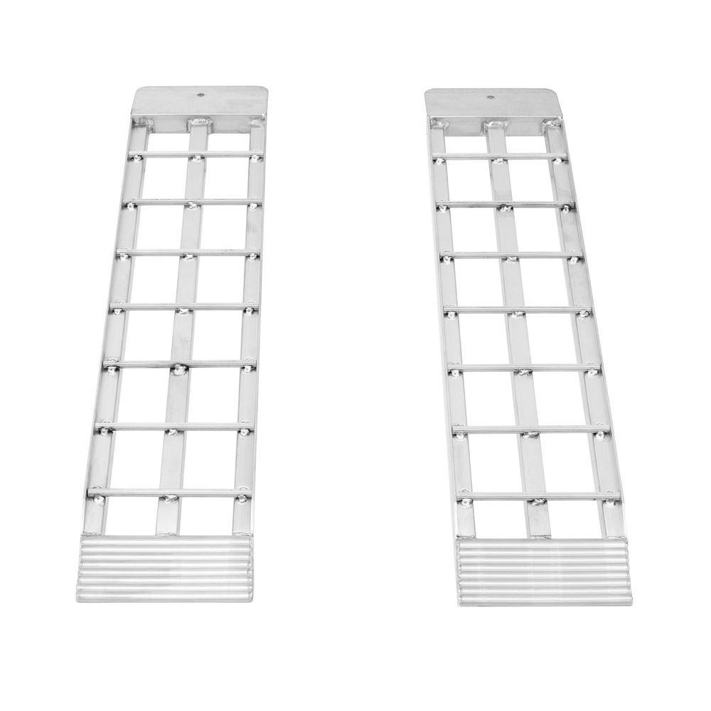 Guardian Aluminum Dual Runner Shed Ramps