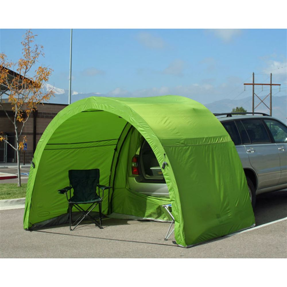 Custom Tents Shelter : Let s go aero archaus™ shelter tailgate tent discount