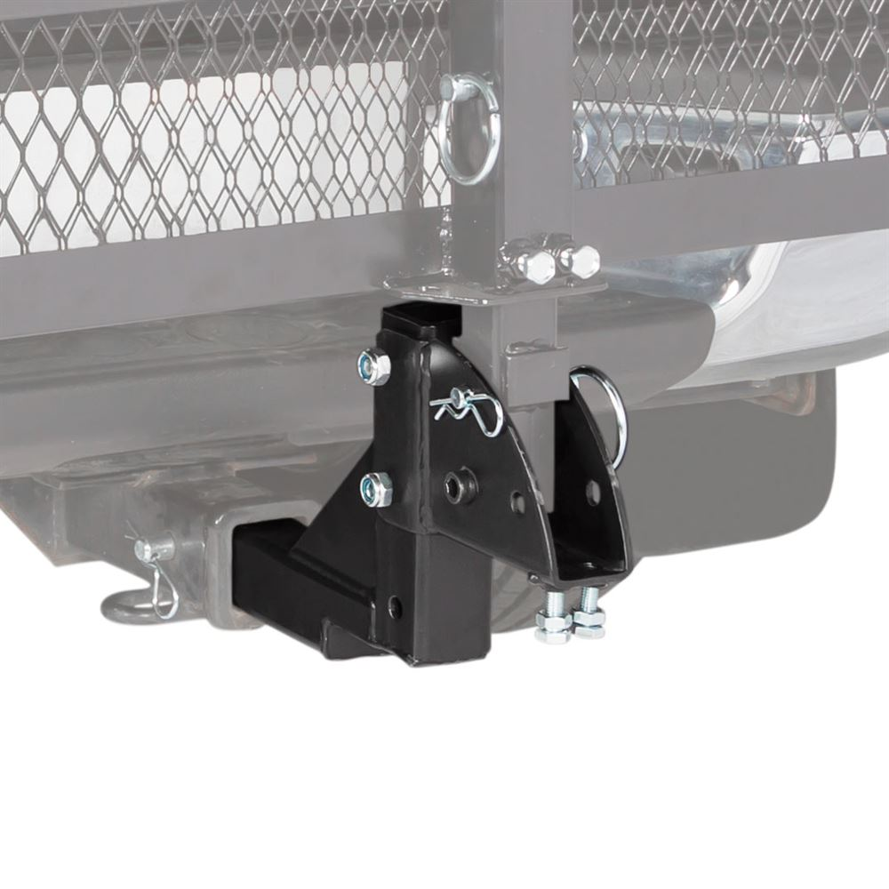 SC-HA Multi-Level Hitch Height Adapter - Class-III and IV 2 Hitch