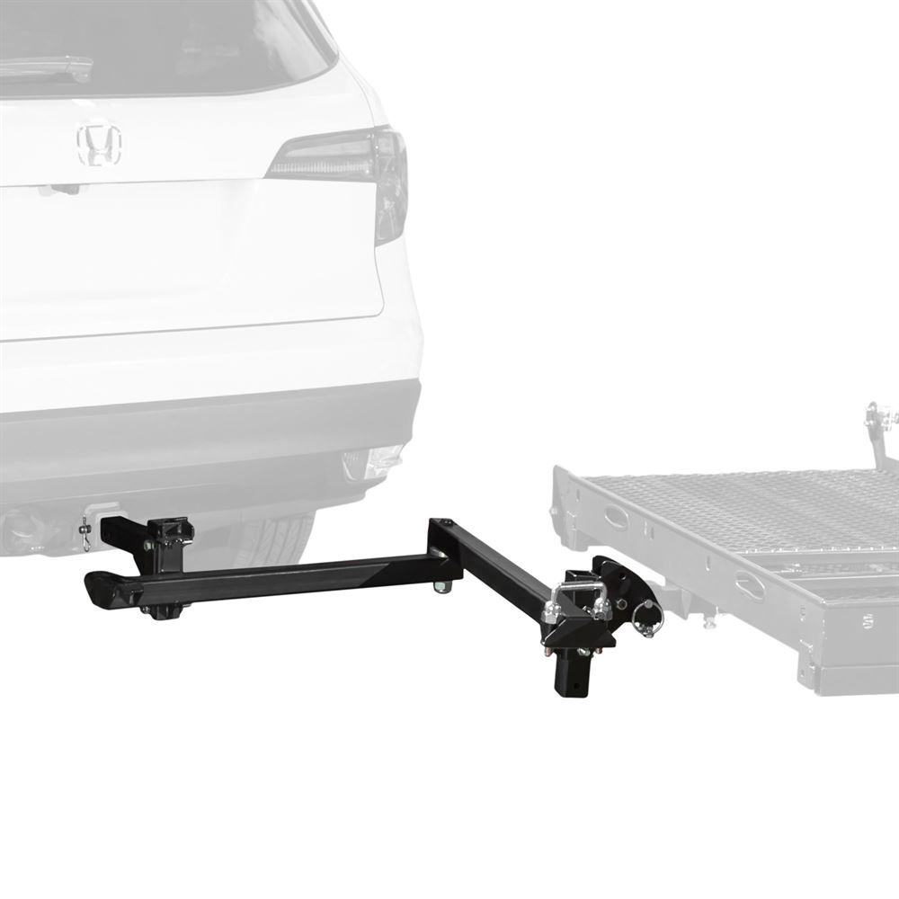 Swing Arm Lift For Pickup : Scooter carrier swing away arm discount ramps