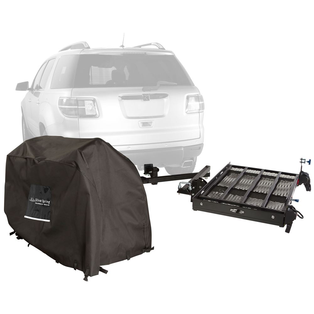 SC400-DK Silver Spring Steel Premium Travel Kit - 400 lb Capacity