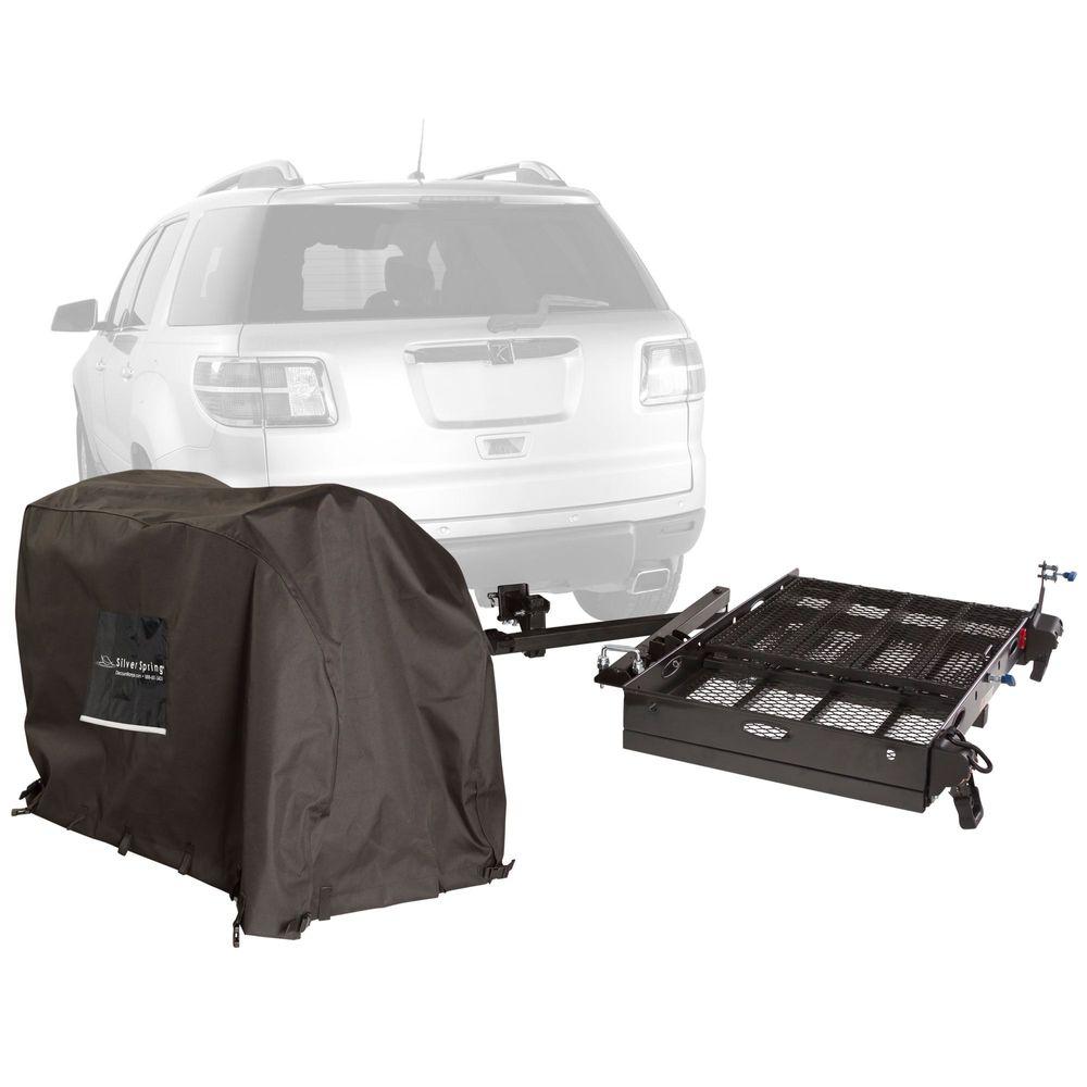 SC500-DK-SC Scooter - Silver Spring Steel Premium Travel Kit - 500 lb Capacity