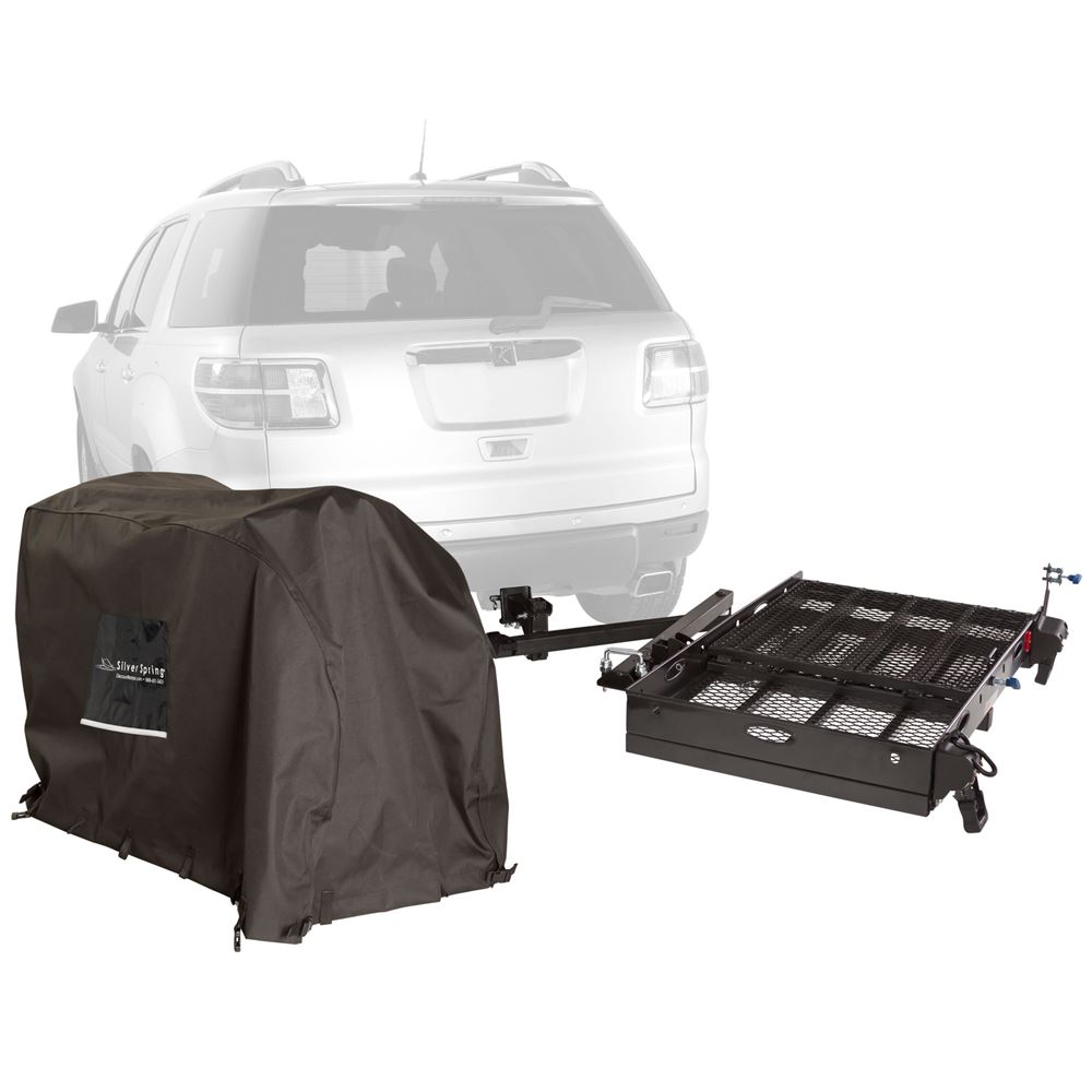 SC500-DK Silver Spring Steel Premium Travel Kit - 500 lb Capacity