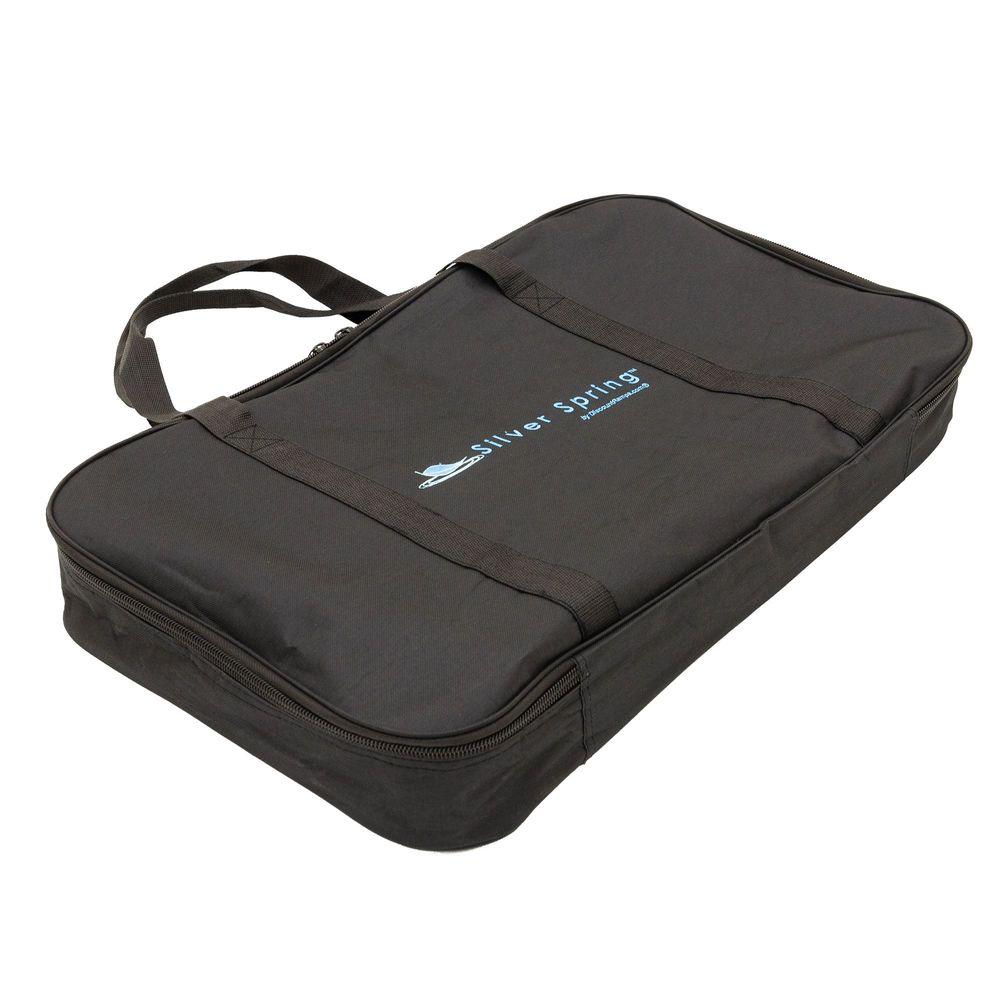 SCG-2-BAG 2 Ramp Silver Spring Single-Fold Carrying Bag