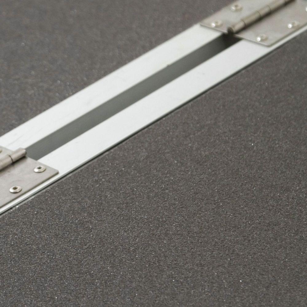 SCGPLUS Silver Spring Aluminum Single-Fold Wheelchair Ramp 3