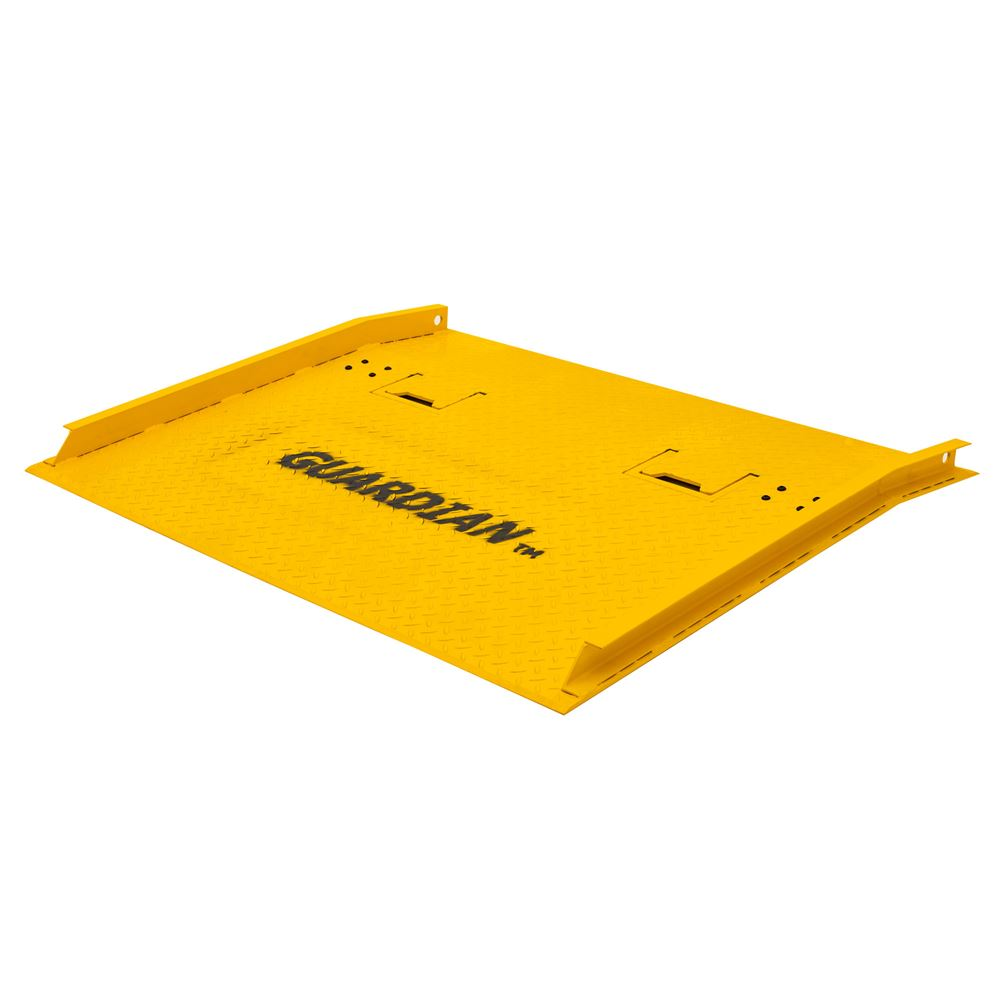 SDBPH-16000 Guardian Steel Dock Boards  16000 lb Capacity