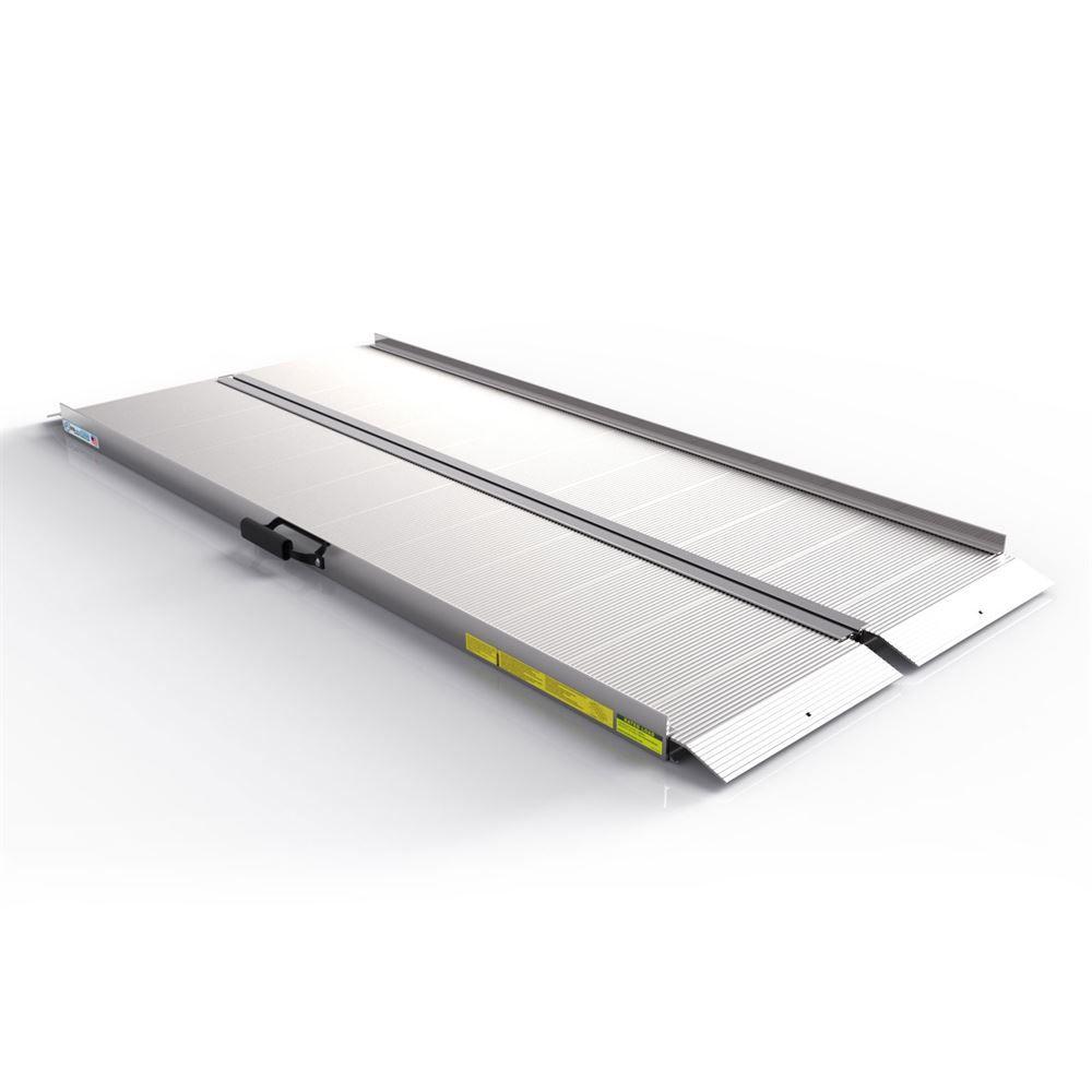 SF06 6 L EZ-ACCESS Traverse Aluminum Single-Fold Ramp