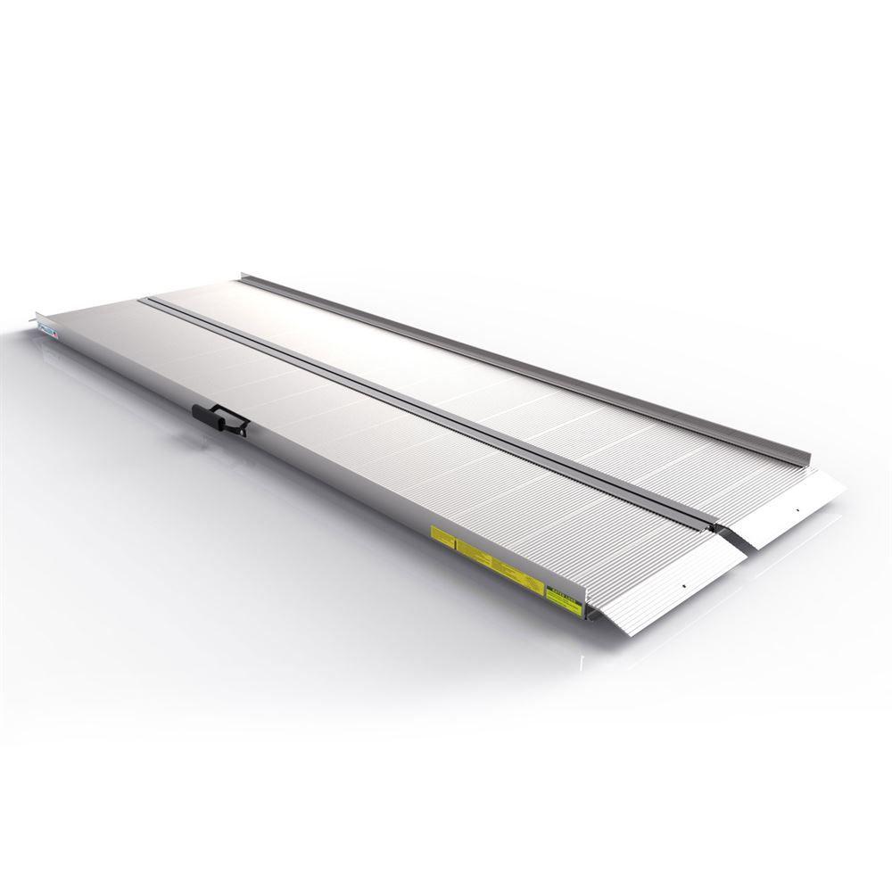 SF08 8 L EZ-ACCESS Traverse Aluminum Single-Fold Ramp