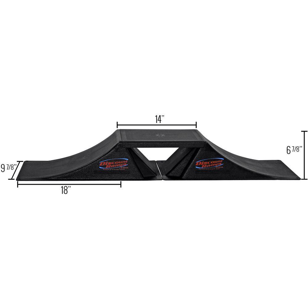 SK-903-MRK 7 High Skateboard Launch Ramp Kit 4