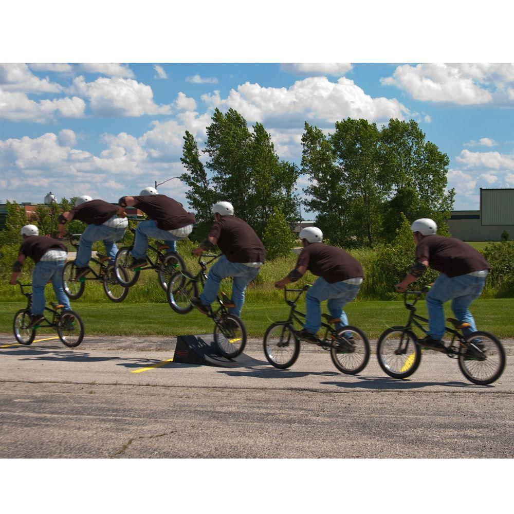 SKA-RAM 12 High Skateboard Launch Ramp 3