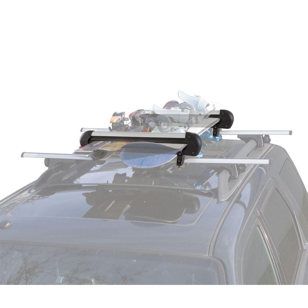 Ski Rack For Car >> Apex Car Ski Snowboard Roof Rack Discount Ramps